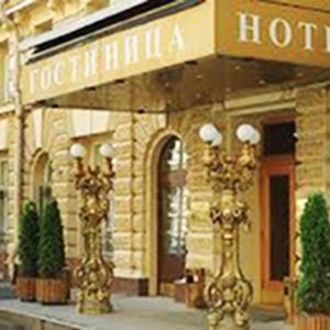 Гостиницы Степного