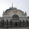 Железнодорожные вокзалы в Степном